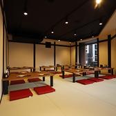 千葉海鮮個室居酒屋 わらやき三四郎 千葉店の雰囲気3