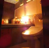 『女性専用トイレ』柏・海老居酒屋・記念日・誕生日・デート♪