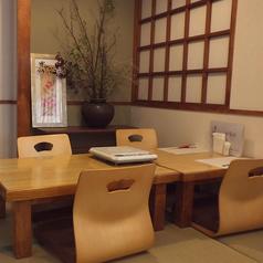 日本料理 寿司 しゃぶしゃぶ 古今の雰囲気1
