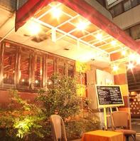 陽気なイタリア食堂~サムシングトレ~