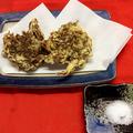 料理メニュー写真島モズクの天麩羅