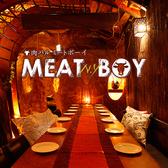 ミートボーイニューヨーク MEAT BOY N.Y 横浜駅前店 ごはん,レストラン,居酒屋,グルメスポットのグルメ