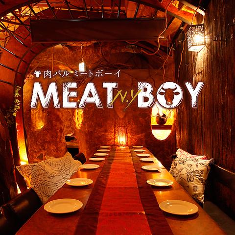 ミートボーイニューヨーク MEAT BOY N.Y 横浜駅前店の写真