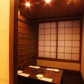 カップル個室も完備。大人デートに最適な個室空間をご用意!人気のお席の為、ご予約必須です!!