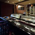 『寿司講座』承り中!平日12:00~限定で、お寿司の食べ方やマナーが学べる口座を開催しております。完全予約制で、8~10名様でお申込み下さい。カリフォルニアロール付の特上寿司をカウンターで楽しく2H♪費用は税込3000円です。