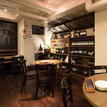 カルロッタ Carlotta pizzeria&barの雰囲気1