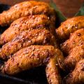 料理メニュー写真【国産鶏使用】本家手羽先揚げ