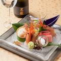料理メニュー写真本日鮮魚4種盛り合わせ二人前から
