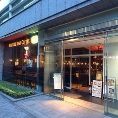 VASHON/SEATTLE'S BEST COFFEE 日本橋兜町店の外観1
