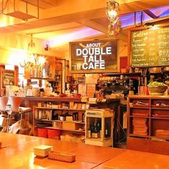 ダブルトールカフェ DOUBLE TALL CAFE 渋谷の写真
