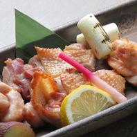 【日本三大地鶏】比内地鶏を使用