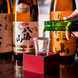 八海山、久保田など全国から厳選した地酒を取り揃え!