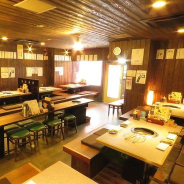 ホルモン焼き食堂 木下 横川本店の雰囲気1