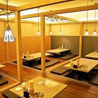 札幌駅周辺で貸切可能な居酒屋なら「ふうり」最大90名!