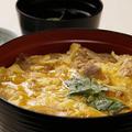 料理メニュー写真香鶏の親子丼