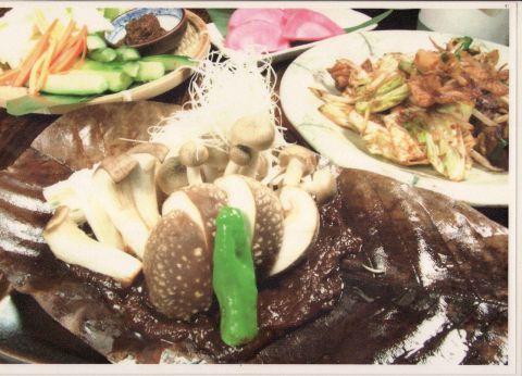 岐阜を旅する♪120分飲み放題付き☆【郷土料理堪能コース】4500円