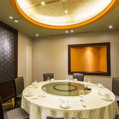 ホテル阪神大阪 中国料理 香虎の雰囲気1