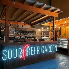 2021 EBeanS SOUR&BEER GARDEN イービーンズ サワー&ビアガーデンの雰囲気1