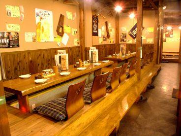 軍鶏いぶし家 福山宮通り店の雰囲気1