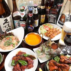 ニュー ヒムツリ カレー&居酒屋 新宿5丁目店のおすすめ料理1