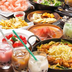 肉とチーズと個室 うるし 福島駅前店の写真