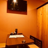 TV付きの個室ご用意してます♪美味しいお酒と美味しい肴でスポーツ観戦は格別です♪