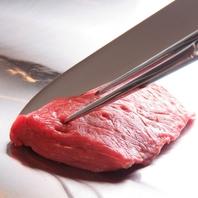 火加減など、調理にもこだわった肉料理をご用意◎