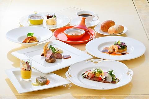 【Lunch&Dinner】Floral〜フローラル〜フォアグラのフラン/選べるメインのお肉料理…全9品6000円