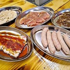 札幌BBQ バーベキューのおすすめ料理1