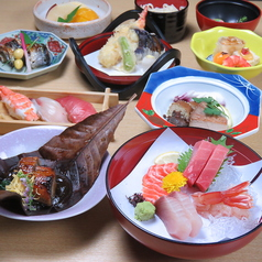 寿司割烹 堀天のおすすめ料理1