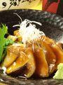 料理メニュー写真豚トロと生麩の治部煮
