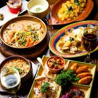 ◆話題のポルトガル料理をコースで◆