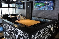 GRANDMIRAGE WHOLE NOTE CAFE グランドミラージュ ホールノートカフェの雰囲気1