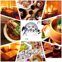 アジア de クッション 新宿店の写真
