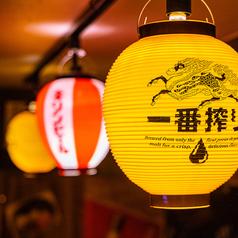 焼肉&ホルモン食べ放題 江戸門 新橋店の雰囲気1
