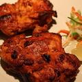 料理メニュー写真Tandoori Chicken (2pcs)/ タンドーリ チキン