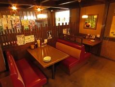 少人数もOKのテーブル席は2名~OKです!!2人専用のテーブル席もございます★送別会や歓送迎会・各種宴会にもオススメです