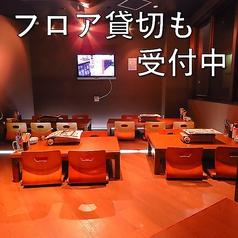 居酒屋 海鮮 浜焼酒場 ぼのぼ 宇都宮店の雰囲気1
