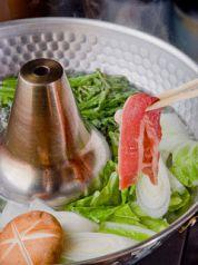 薔薇鍋 (しゃぶしゃぶ)