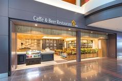 カフェ&ビアレストラン 宮 羽田空港店の写真