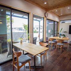 cafe コトノハの雰囲気1