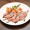 料理メニュー写真バラ三枚肉のコンフィ