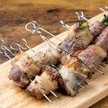 料理メニュー写真野菜肉巻き おまかせ5本盛