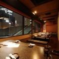 最大40名様収容可能大宴会に最適広々個室