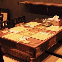 2~10名様までOK☆お洒落なテーブル席♪