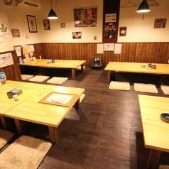 Yakitori Base Ucchi ヤキトリベース ウッチの雰囲気1
