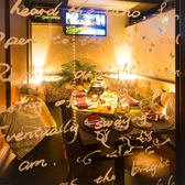 ハワイテーブル HAWAII TABLE 新宿東口店の雰囲気3