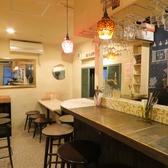 魚介とワイン 裏横2階の雰囲気2