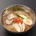 料理メニュー写真冷麺/旨辛チゲラーメン