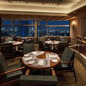 【レストラン】広々とご利用頂けるテーブル席